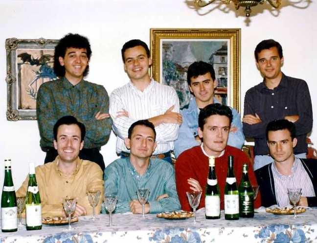 4ª cata peña Verema mayo 1990