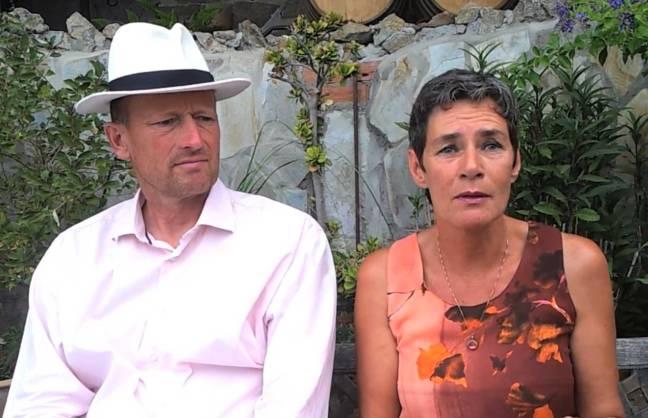 Clara-y-André