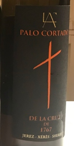 Cata a ciegas del vino Palo Cortado de la Cruz 1767